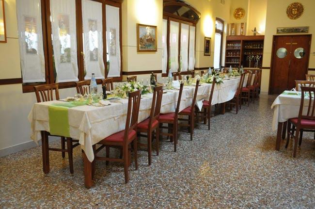 Ristoranti per matrimoni venezia ristorante san trovaso for Ristorante amo venezia prezzi